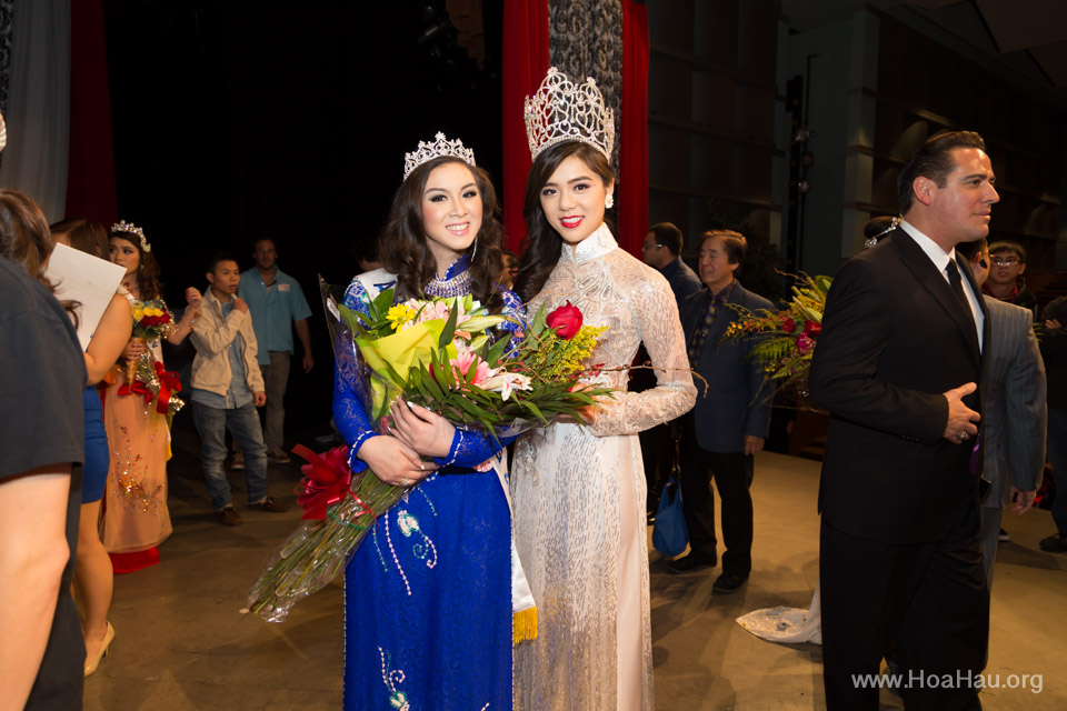 Miss Vietnam of Northern California 2014 - Hoa Hau Ao Dai Bac Cali 2014 - Behind the Scenes - Image 320