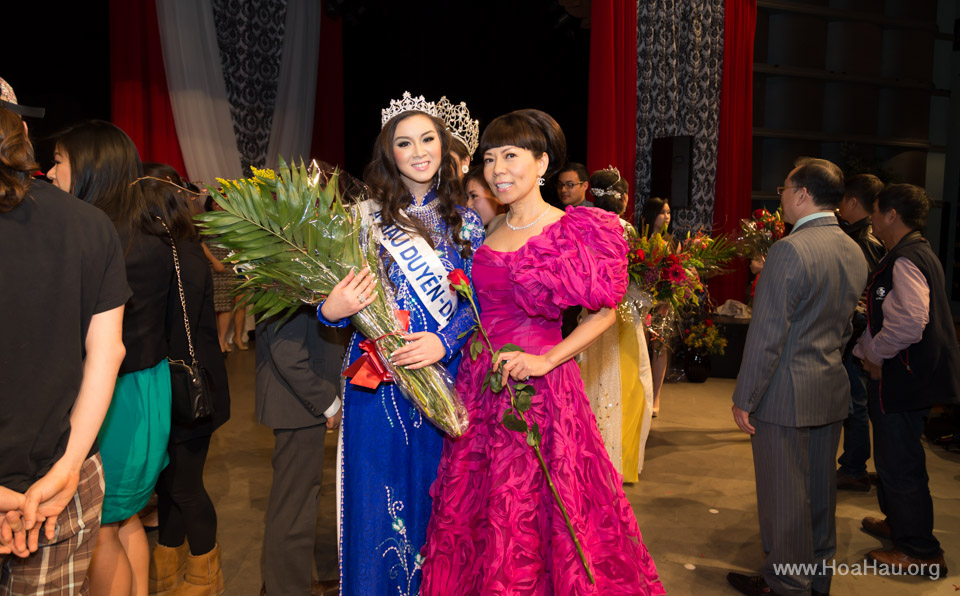 Miss Vietnam of Northern California 2014 - Hoa Hau Ao Dai Bac Cali 2014 - Behind the Scenes - Image 321