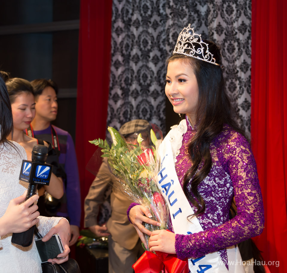 Miss Vietnam of Northern California 2014 - Hoa Hau Ao Dai Bac Cali 2014 - Behind the Scenes - Image 323