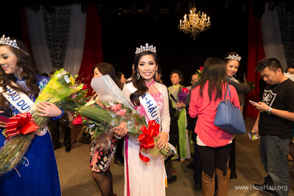 Miss Vietnam of Northern California 2014 - Hoa Hau Ao Dai Bac Cali 2014 - Behind the Scenes - Image 324