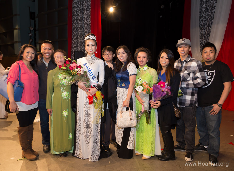 Miss Vietnam of Northern California 2014 - Hoa Hau Ao Dai Bac Cali 2014 - Behind the Scenes - Image 325