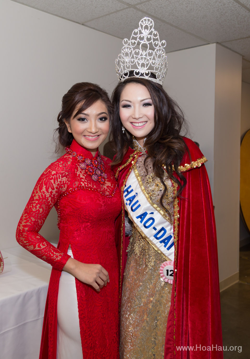 Miss Vietnam of Northern California 2014 - Hoa Hau Ao Dai Bac Cali 2014 - Behind the Scenes - Image 330