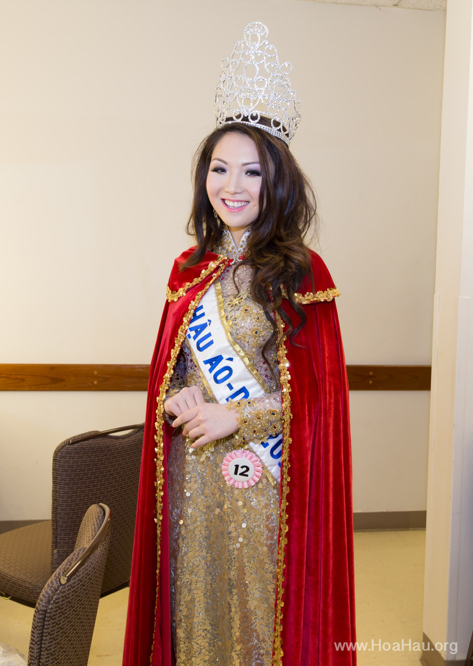 Miss Vietnam of Northern California 2014 - Hoa Hau Ao Dai Bac Cali 2014 - Behind the Scenes - Image 331