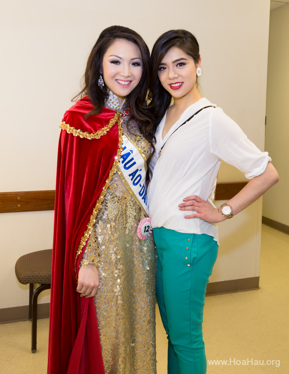 Miss Vietnam of Northern California 2014 - Hoa Hau Ao Dai Bac Cali 2014 - Behind the Scenes - Image 332