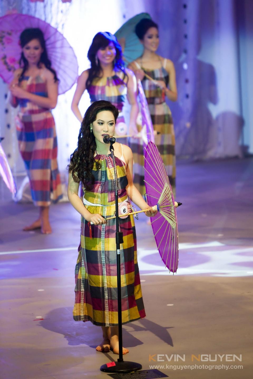 Miss Vietnam - Hoa Hau Ao Dai Bac Cali 2010 - Pageant Day - Image 006