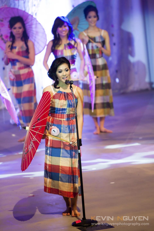 Miss Vietnam - Hoa Hau Ao Dai Bac Cali 2010 - Pageant Day - Image 007