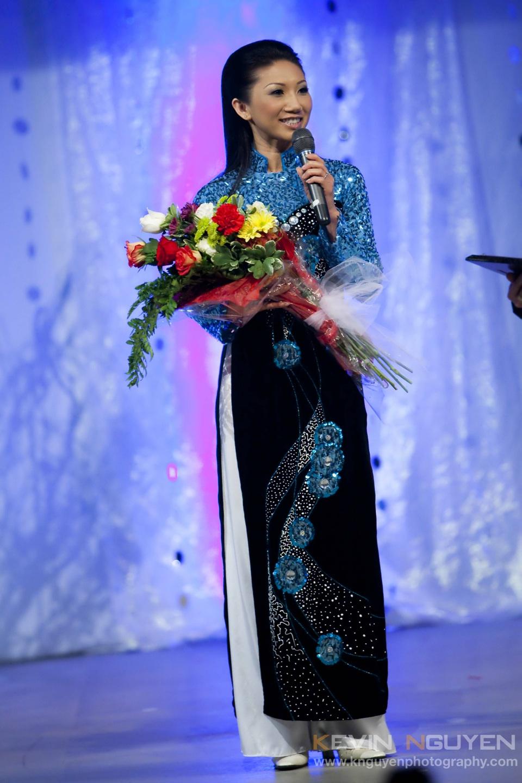 Miss Vietnam - Hoa Hau Ao Dai Bac Cali 2010 - Pageant Day - Image 021