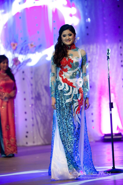 Miss Vietnam - Hoa Hau Ao Dai Bac Cali 2010 - Pageant Day - Image 038