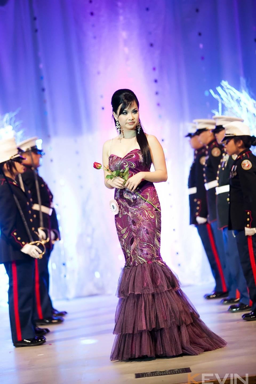 Miss Vietnam - Hoa Hau Ao Dai Bac Cali 2010 - Pageant Day - Image 070