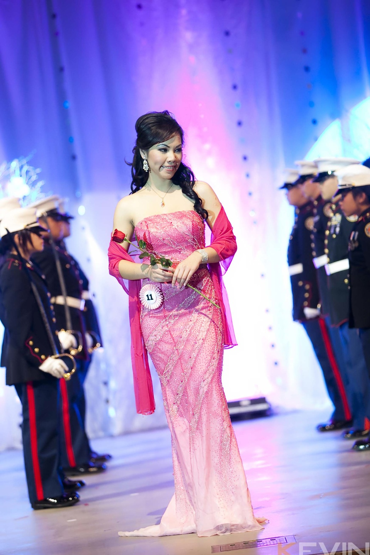 Miss Vietnam - Hoa Hau Ao Dai Bac Cali 2010 - Pageant Day - Image 074