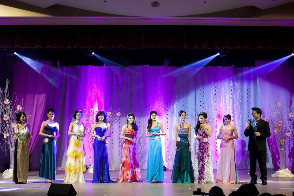 Miss Vietnam - Hoa Hau Ao Dai Bac Cali 2010 - Pageant Day - Image 099