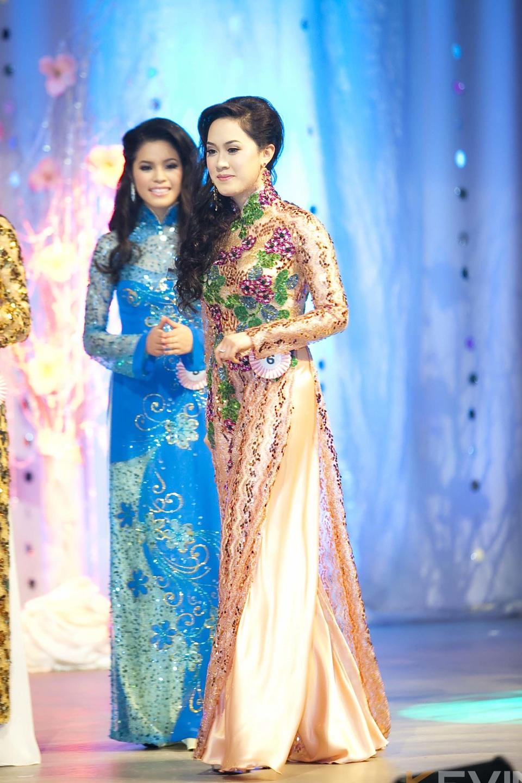 Miss Vietnam - Hoa Hau Ao Dai Bac Cali 2010 - Pageant Day - Image 104