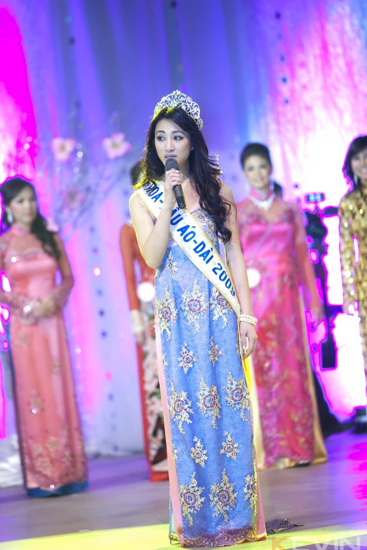Miss Vietnam - Hoa Hau Ao Dai Bac Cali 2010 - Pageant Day - Image 115