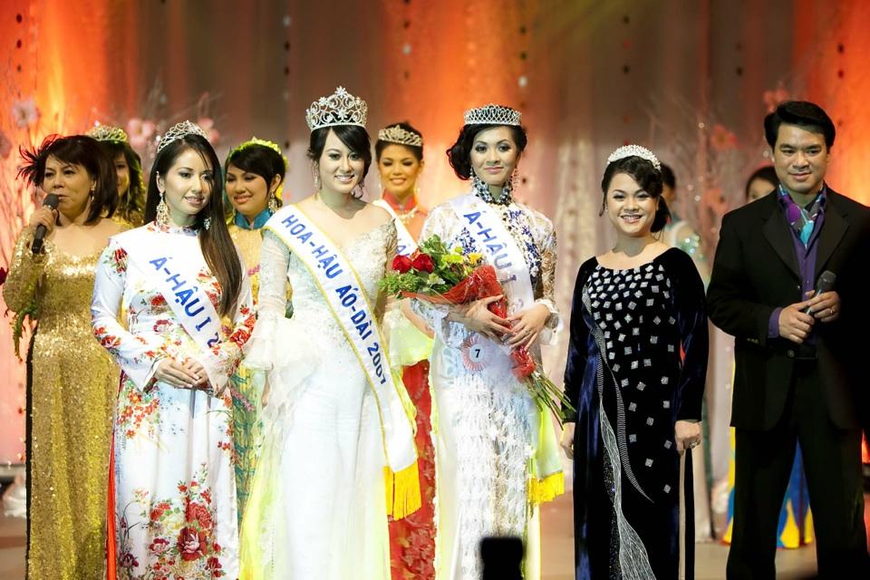 Miss Vietnam - Hoa Hau Ao Dai Bac Cali 2010 - Pageant Day - Image 126