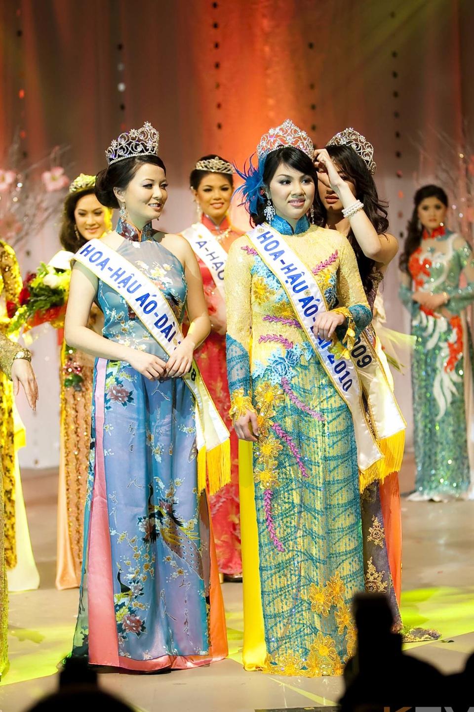 Miss Vietnam - Hoa Hau Ao Dai Bac Cali 2010 - Pageant Day - Image 128