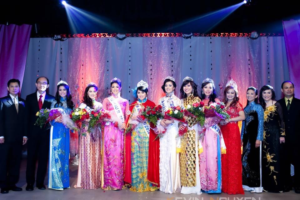 Miss Vietnam - Hoa Hau Ao Dai Bac Cali 2010 - Pageant Day - Image 133