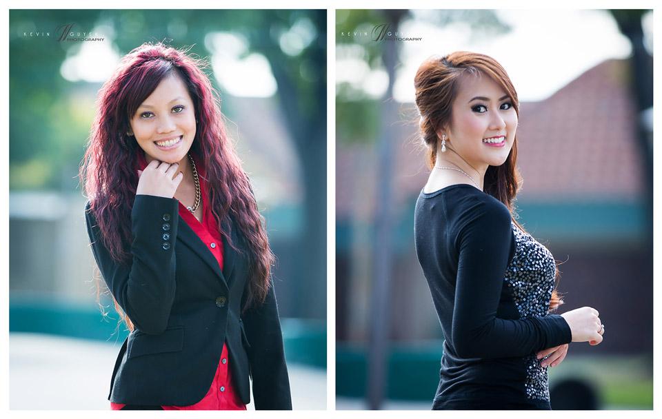 Hoa Hậu Áo Dài Bắc Cali 2015 - Contestant Portraits - Image 005