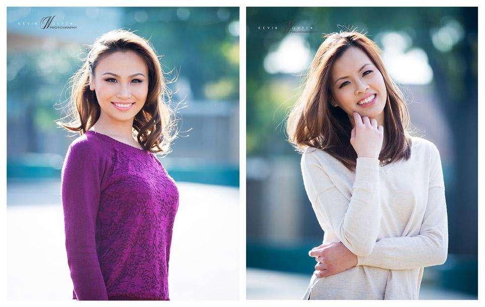 Hoa Hậu Áo Dài Bắc Cali 2015 - Contestant Portraits - Image 008