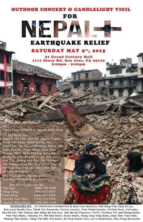 Nepal Charity Fundraiser