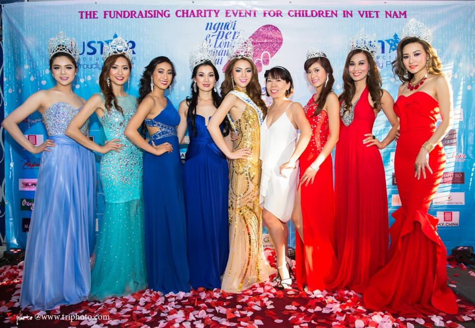 Người Đẹp Và Lòng Nhân Ái 2014 - Image 102