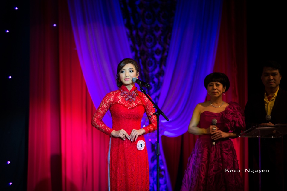 Hoa Hau Ao Dai Bac Cali 2014 - Pageant Day - Image 403