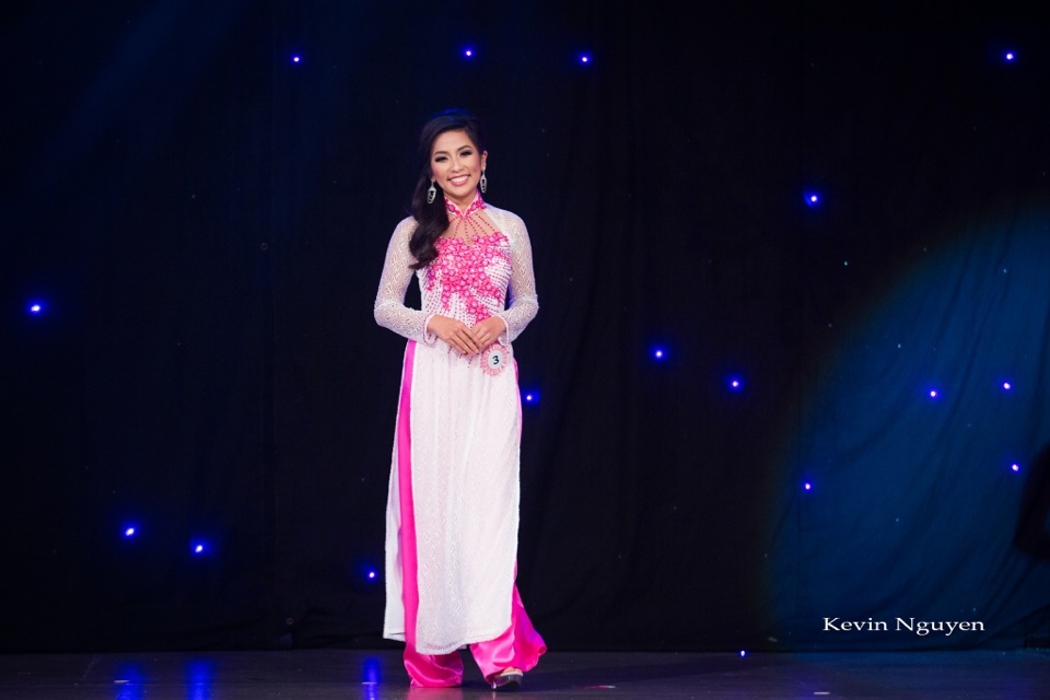 Hoa Hau Ao Dai Bac Cali 2014 - Pageant Day - Image 405