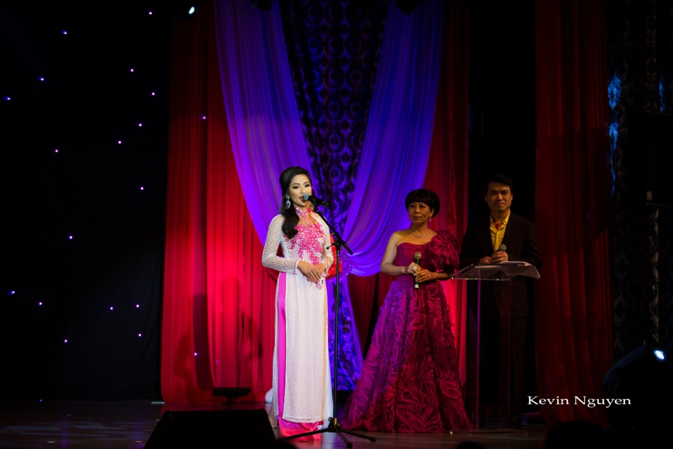 Hoa Hau Ao Dai Bac Cali 2014 - Pageant Day - Image 407