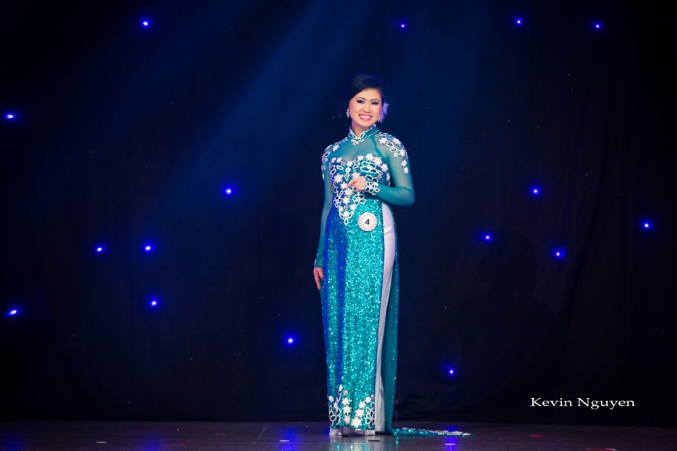 Hoa Hau Ao Dai Bac Cali 2014 - Pageant Day - Image 408