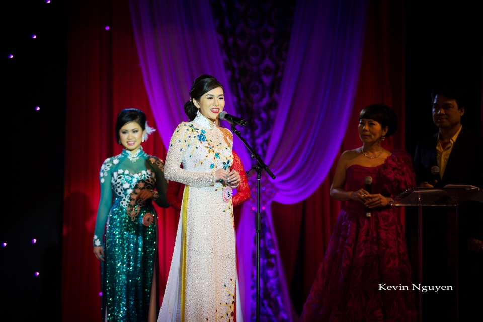 Hoa Hau Ao Dai Bac Cali 2014 - Pageant Day - Image 410