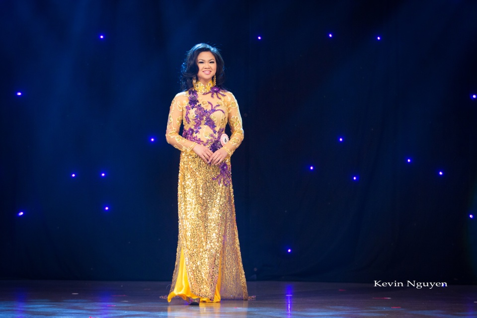 Hoa Hau Ao Dai Bac Cali 2014 - Pageant Day - Image 411