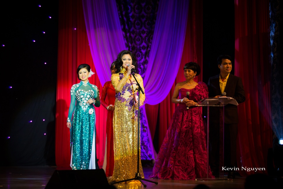 Hoa Hau Ao Dai Bac Cali 2014 - Pageant Day - Image 412