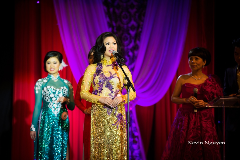 Hoa Hau Ao Dai Bac Cali 2014 - Pageant Day - Image 413