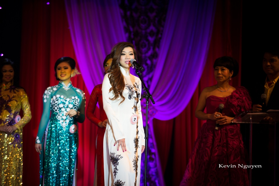 Hoa Hau Ao Dai Bac Cali 2014 - Pageant Day - Image 414