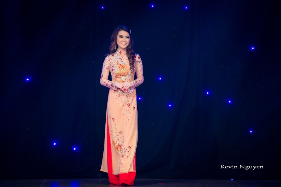 Hoa Hau Ao Dai Bac Cali 2014 - Pageant Day - Image 416