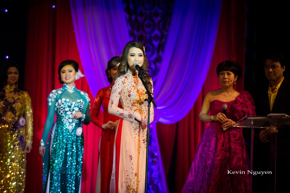 Hoa Hau Ao Dai Bac Cali 2014 - Pageant Day - Image 417