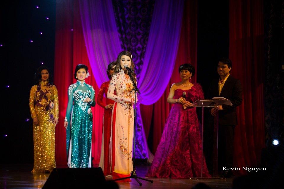 Hoa Hau Ao Dai Bac Cali 2014 - Pageant Day - Image 418