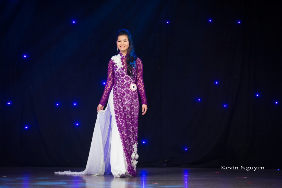 Hoa Hau Ao Dai Bac Cali 2014 - Pageant Day - Image 419