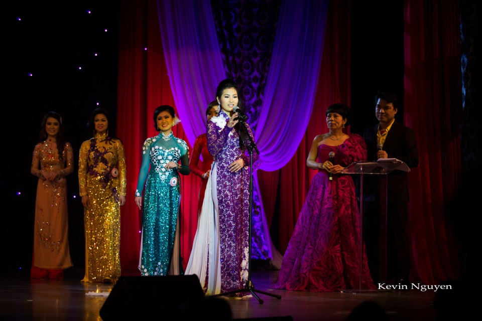Hoa Hau Ao Dai Bac Cali 2014 - Pageant Day - Image 420
