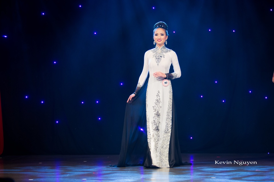Hoa Hau Ao Dai Bac Cali 2014 - Pageant Day - Image 421