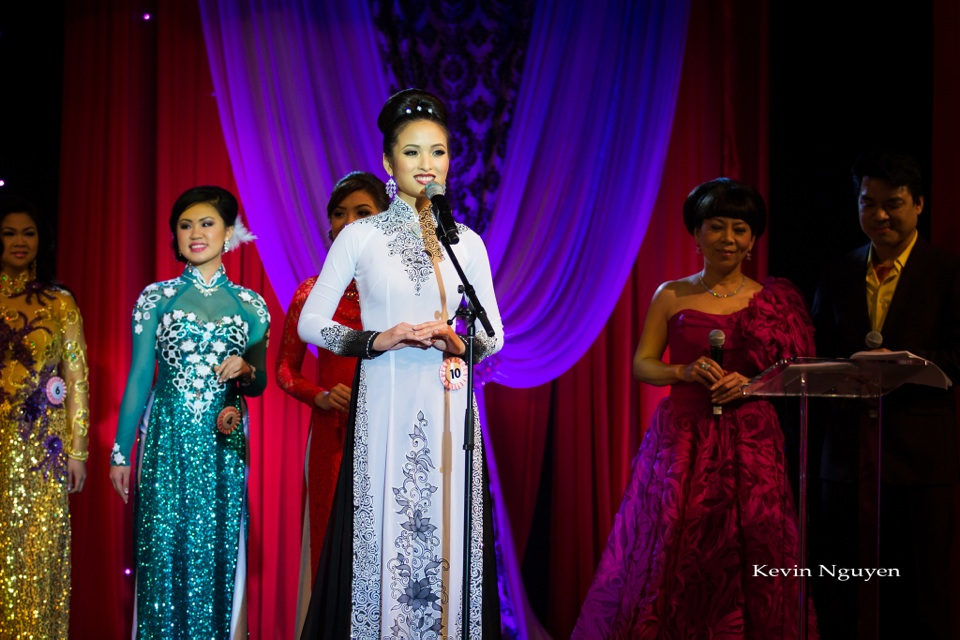 Hoa Hau Ao Dai Bac Cali 2014 - Pageant Day - Image 422