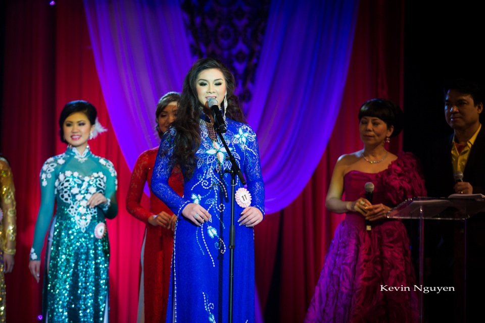 Hoa Hau Ao Dai Bac Cali 2014 - Pageant Day - Image 425