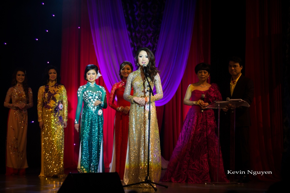 Hoa Hau Ao Dai Bac Cali 2014 - Pageant Day - Image 428