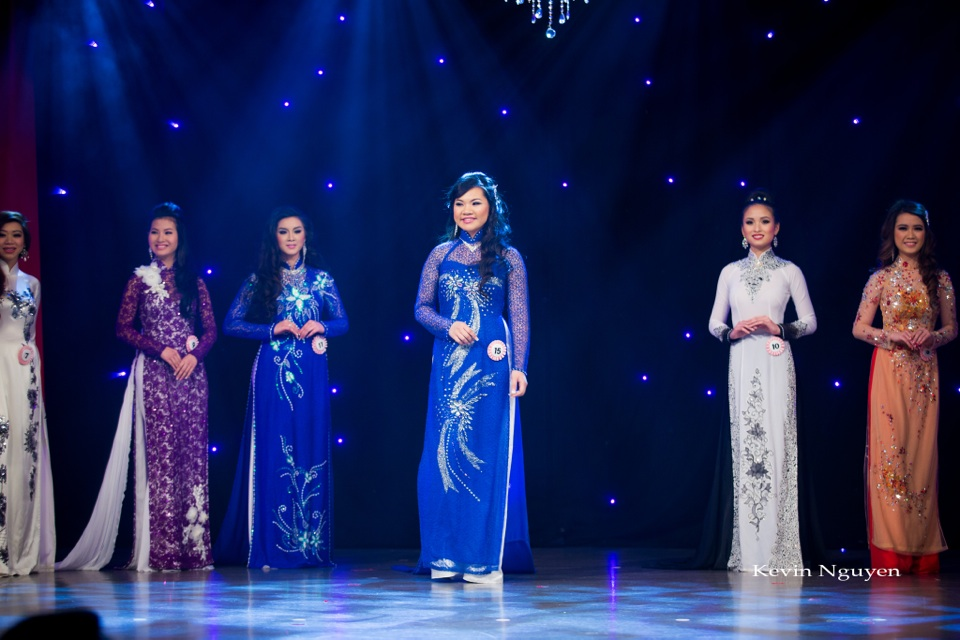 Hoa Hau Ao Dai Bac Cali 2014 - Pageant Day - Image 430