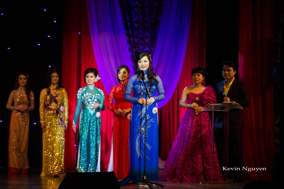 Hoa Hau Ao Dai Bac Cali 2014 - Pageant Day - Image 431