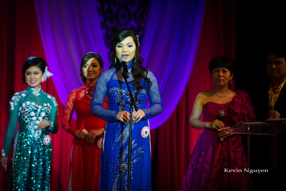 Hoa Hau Ao Dai Bac Cali 2014 - Pageant Day - Image 432