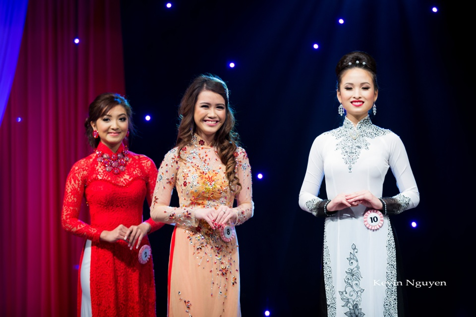 Pageant Day 2014 - Miss Vietnam of Northern California - San Jose, CA - Image 506
