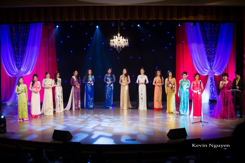 Pageant Day 2014 - Miss Vietnam of Northern CA - Image 600