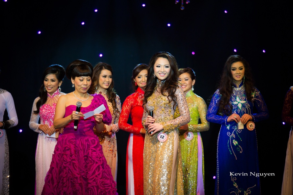 Pageant Day 2014 - Miss Vietnam of Northern CA - Image 607
