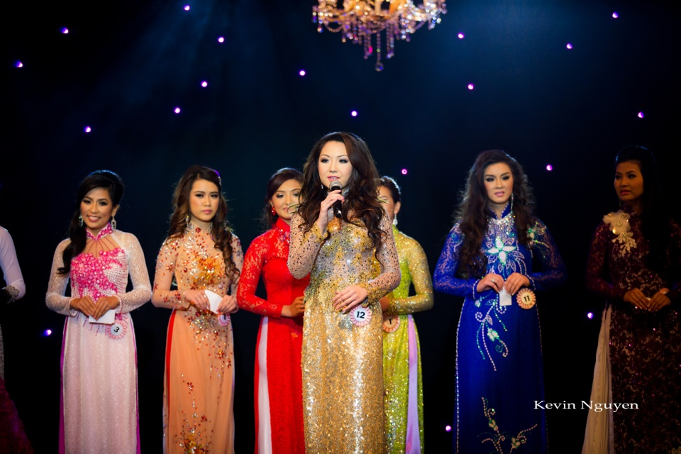 Pageant Day 2014 - Miss Vietnam of Northern CA - Image 608