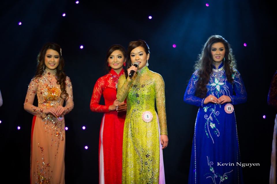 Pageant Day 2014 - Miss Vietnam of Northern CA - Image 631